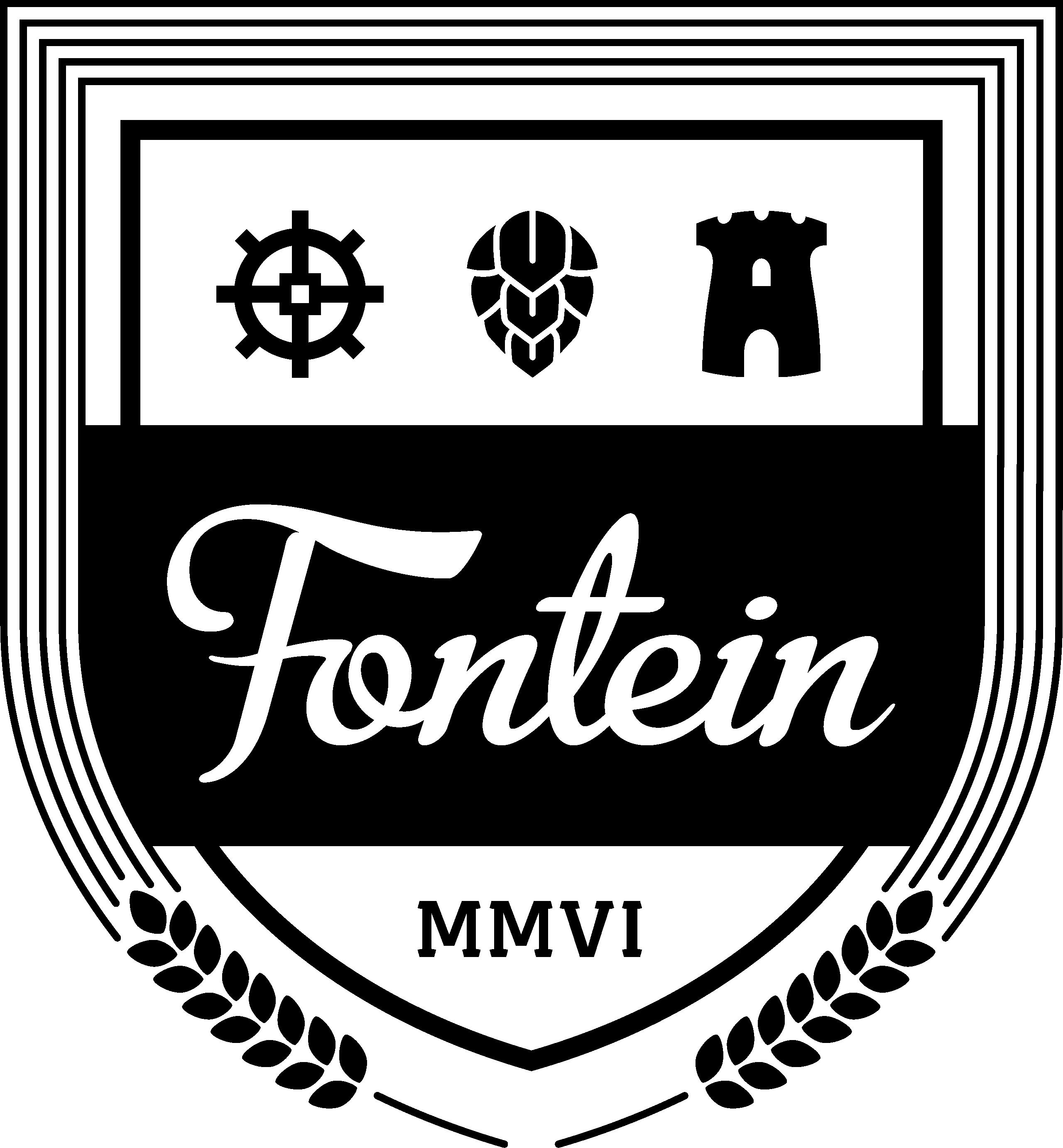 Brouwerij de Fontein logo