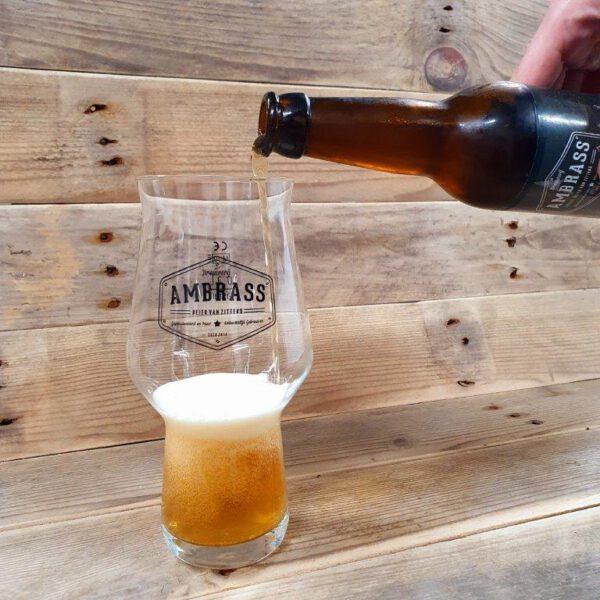Ambrosius Tripel, Brouwerij Ambrass