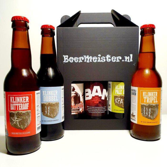 BeerMeister Brouwerij Box Klinker