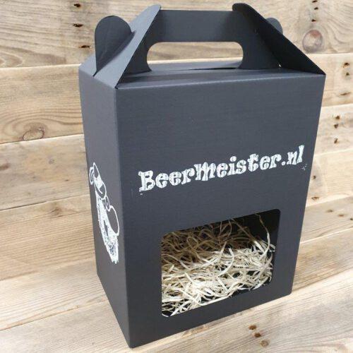 BeerMeister sixpack los doosje